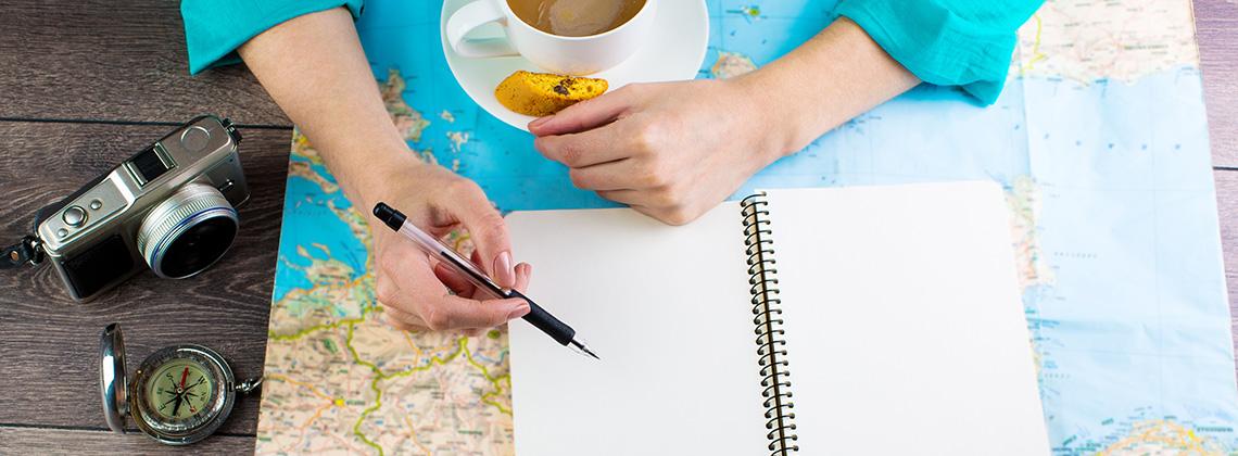 Seyahat Edeceğiniz Ülkenin Yemek Kültürünü Öğrenin