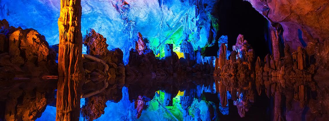 çin mağaraları