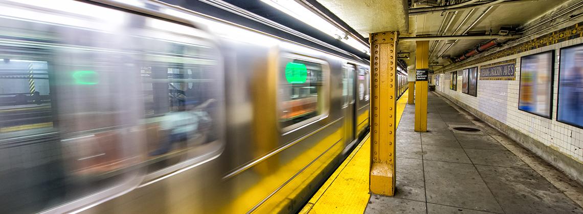 metro ulaşımı