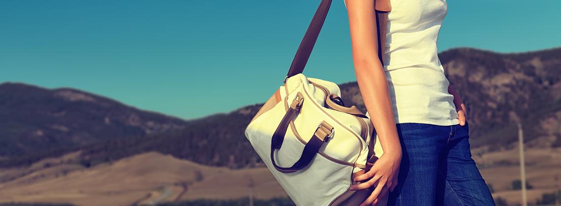 omuz çantası