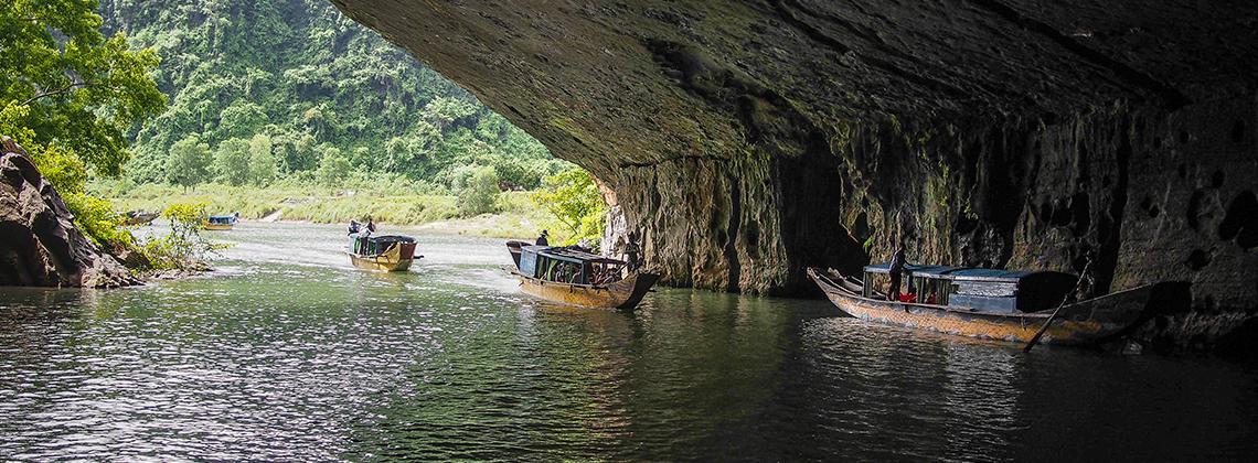 vietnam mağaraları