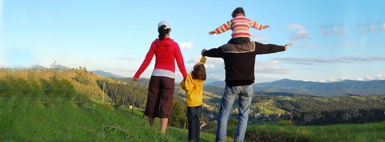 aile ile gidilebilecek tatil