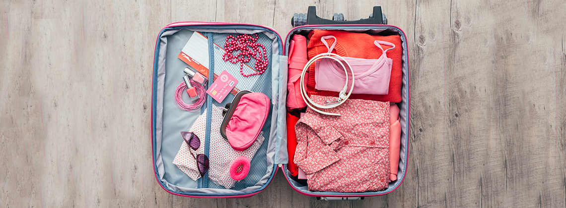 valiz hazırlamak