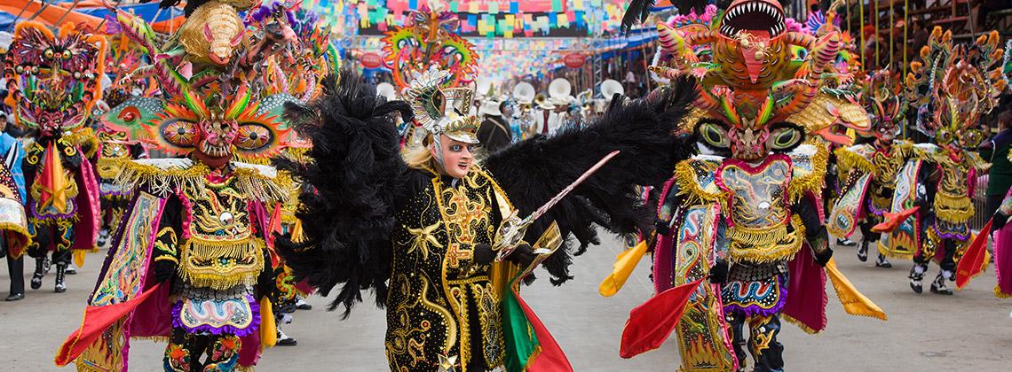 bolivya festivali