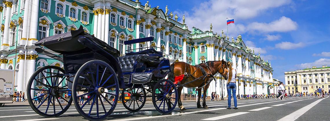Saint Petersburg Ermitaj Müzesi