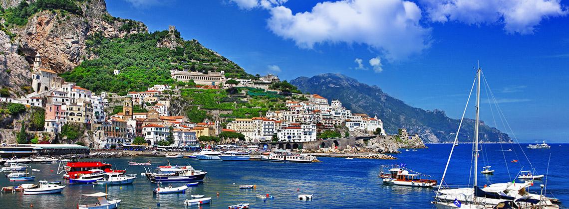 Amalfi Kıyıları mı? Cinque Terre mi?