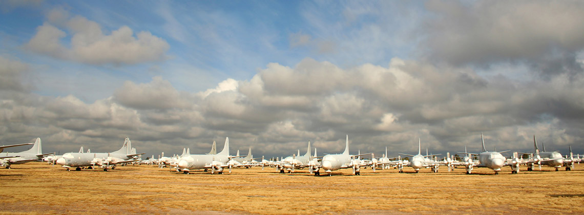 Arizona Uçak Mezarlığı