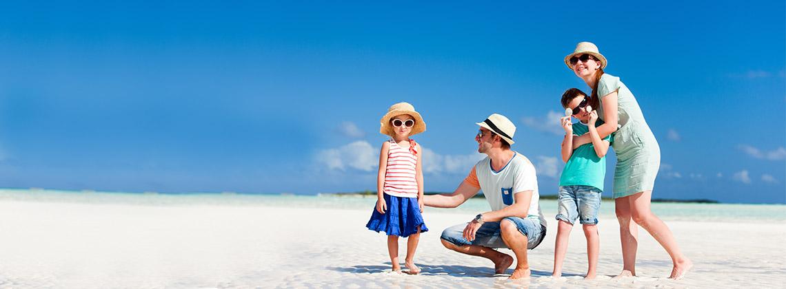 Çocukla Tatil Yaparken Dikkat Edilmesi Gerekenler!