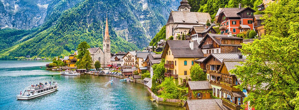 Doğayla Baş Başa Bir Rüya Köyü; Hallstatt