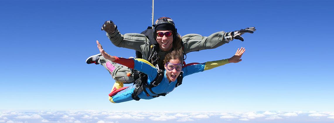 Dubai/Skydiving