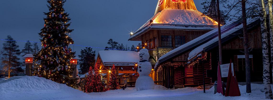 Finlandiya Rovaniemi
