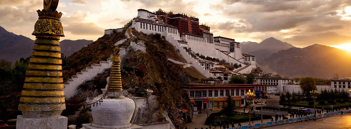 Lhasa, Çin