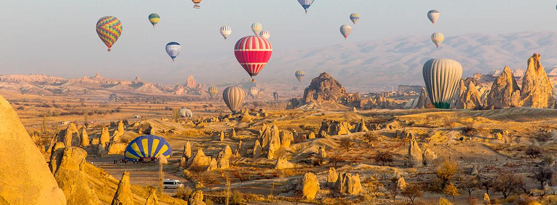 Nevşehir/Balon Turu