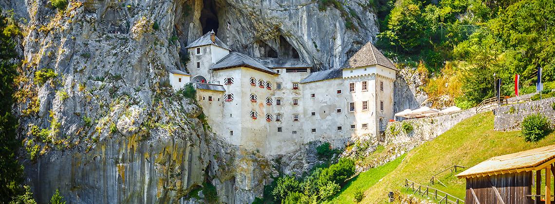 Postojna Cave, Slovenya