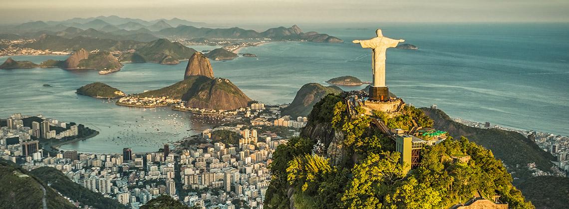 Rio De Jenario, Brezilya