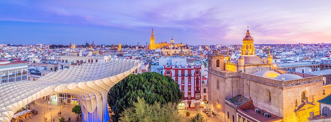 Sevilla, İspanya