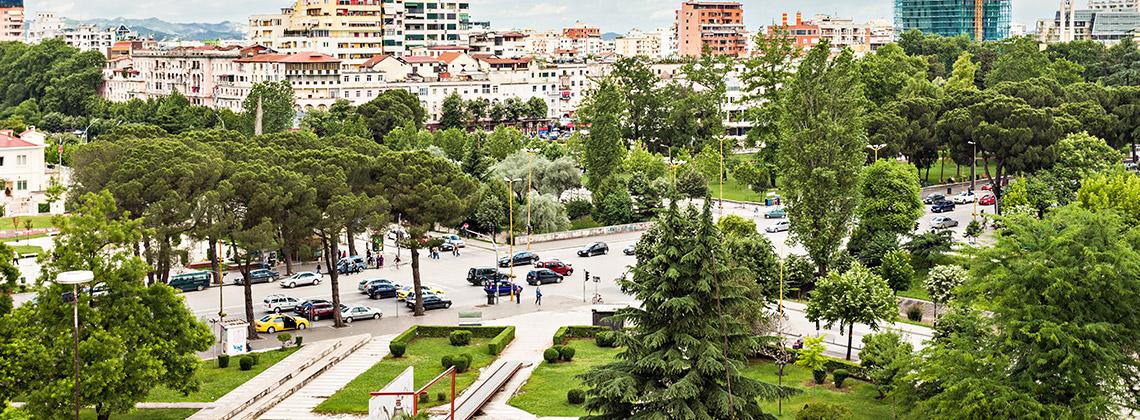 Tirana, Arnavutluk