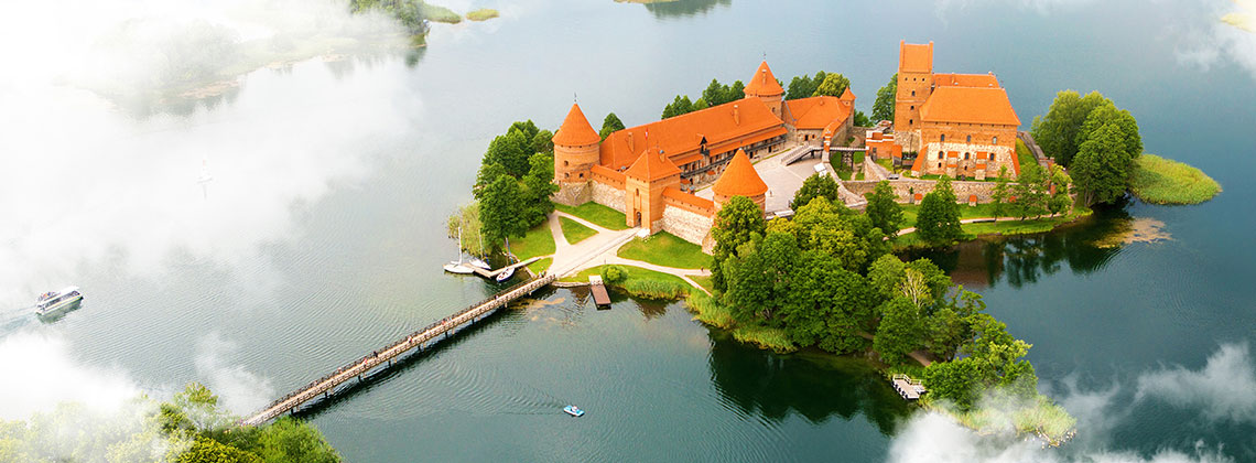 Trakai Kalesi, Litvanya