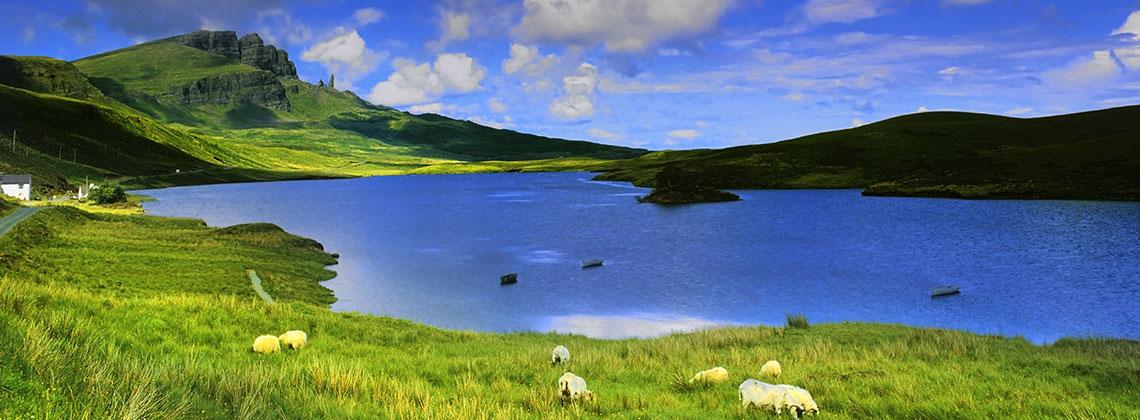 Isle of Skye Adaları