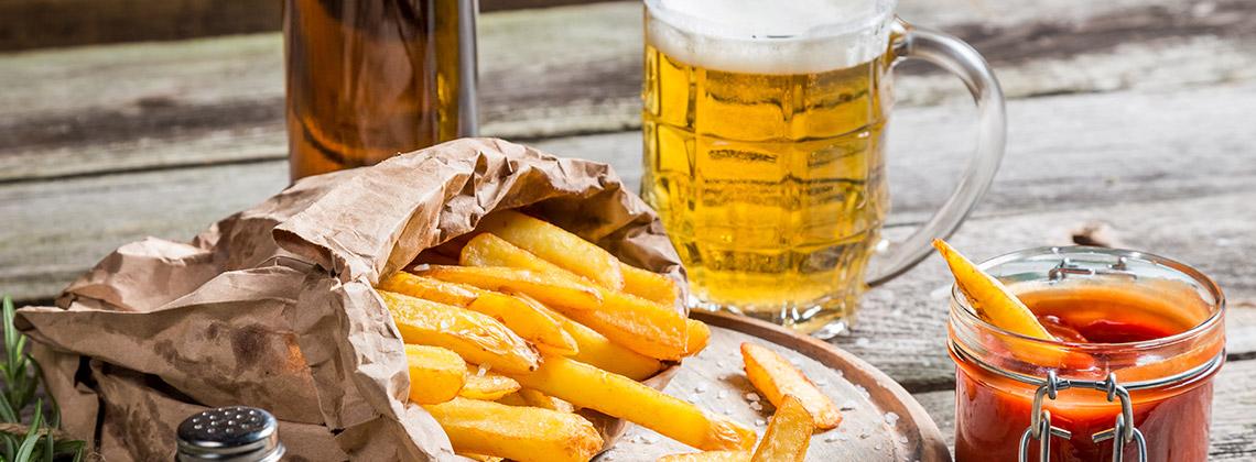 Alkol-Karbonhidrat İkilisini Bir Arada Tüketmeyin