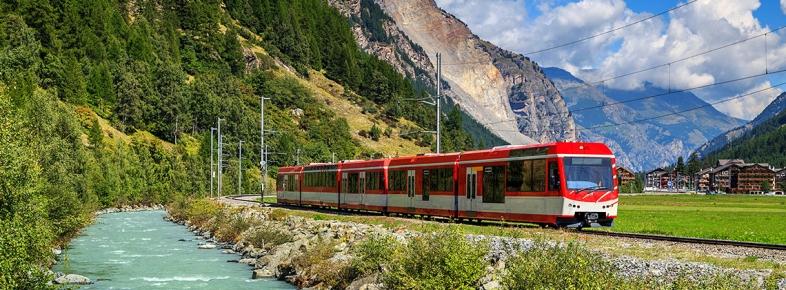 Avrupa'nın Birbirinden Güzel Tren Rotalarında Keyifli Bir Yolculuğa Ne Dersiniz?