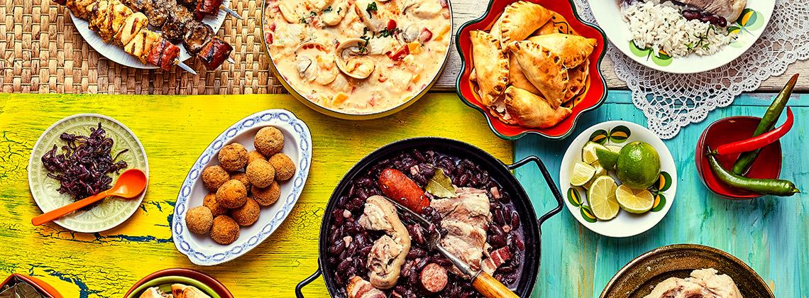 Birbirinden İlginç ve Leziz Tariflere Sahip Brezilya Mutfağı