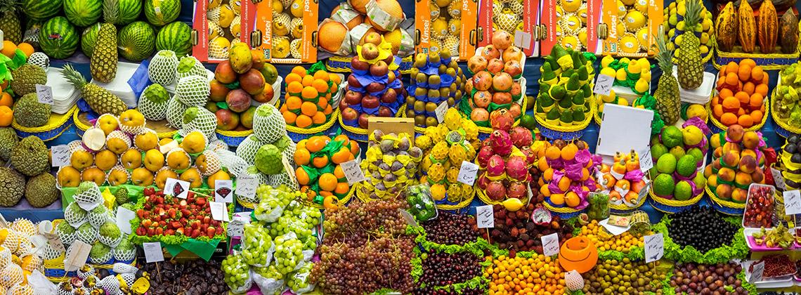 Egzotik Meyveleri