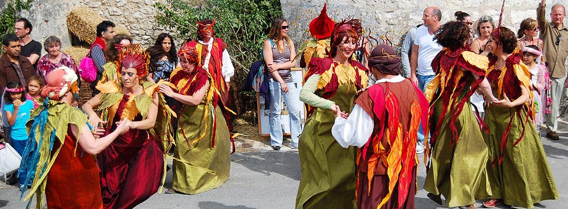 Provins Ortaçağ Festivali