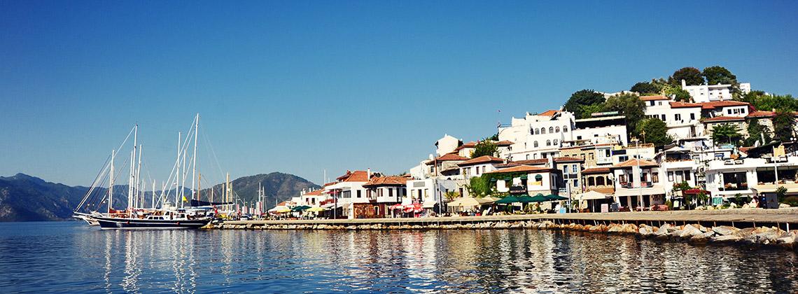 Türkiye'nin Doğal Dokusu ile Büyüleyen Muhteşem Tatil Kasabaları