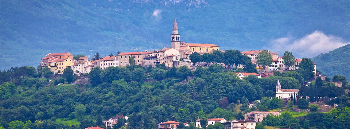 İstirya, Hırvatistan