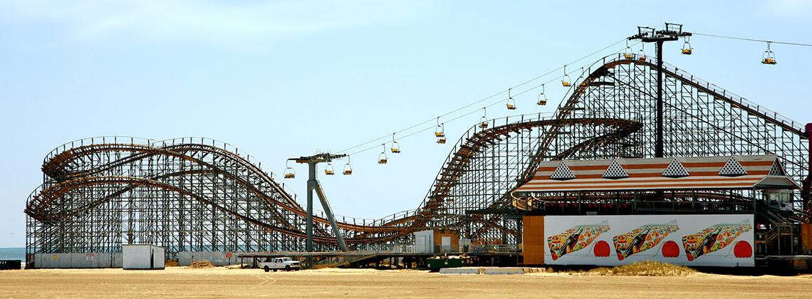 Amerika'nın Büyüleyici Tema ve Roller Coaster Parkları