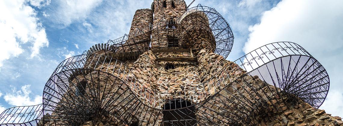 Bishop Kalesi (Bishop Castle), San Isabel Ulusal Parkı, Colorado
