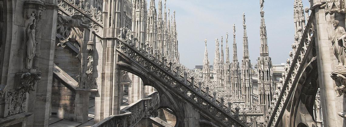 Duomo Katedralinin Muhteşem Ölçüleri