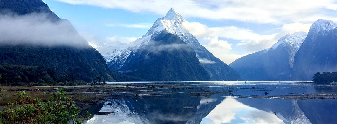 Fiordland Ulusal Parkı – Yeni Zelanda