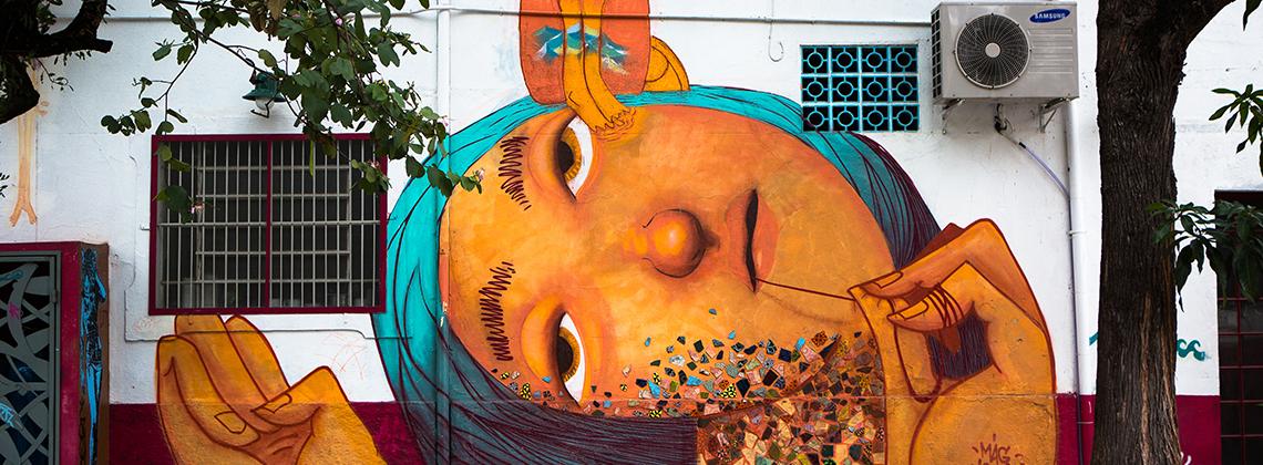 Latin Amerika Sanatının Başkenti: Sao Paulo / Brezilya