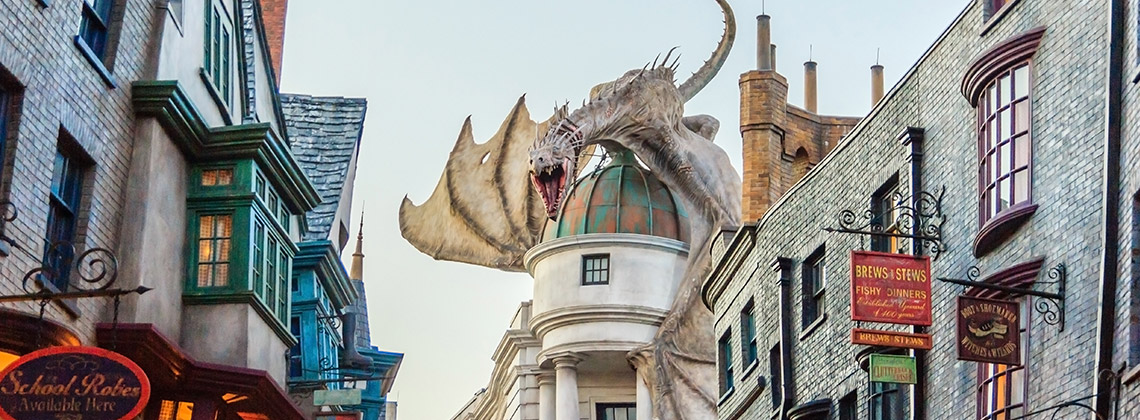 Universal Studios Florida/ Orlando, Florida