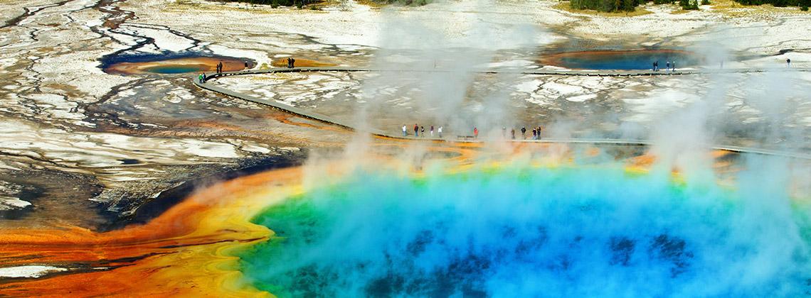 Yellowstone Ulusal Parkı – Amerika Birleşik Devletleri