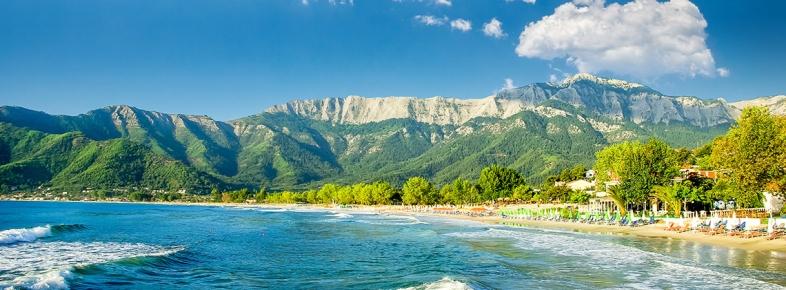 Son Yılların En Popüler Tatil Yeri; Thassos