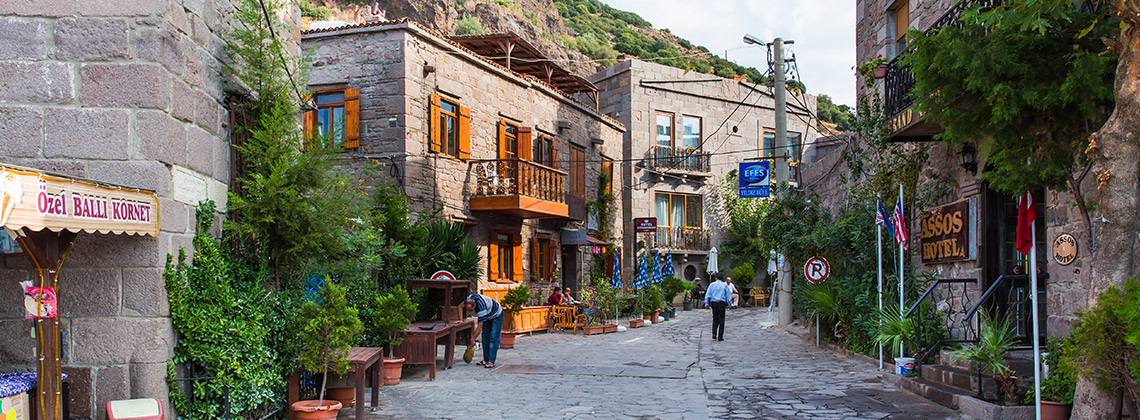 Assos Antik Kenti, Çanakkale