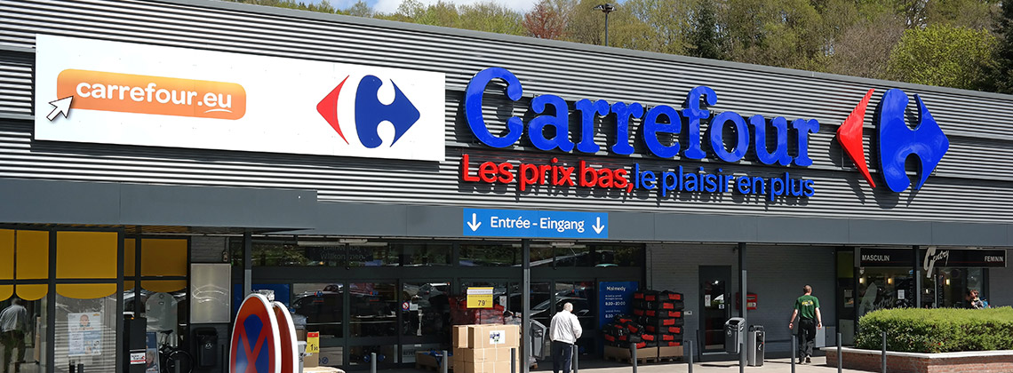Carrefour S.A, Fransa