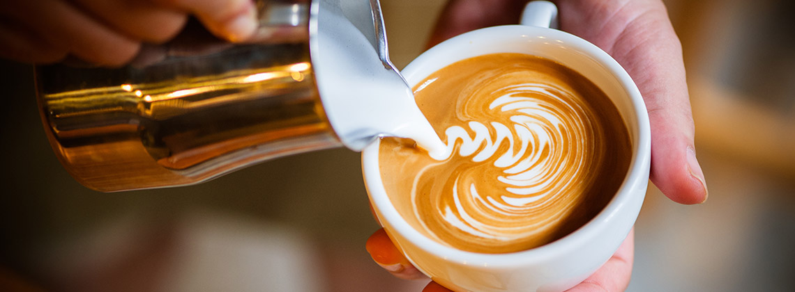 Kaffeine, Londra