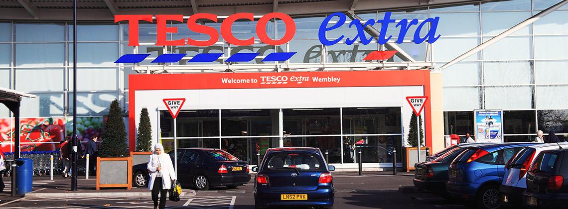 Tesco PLC, England