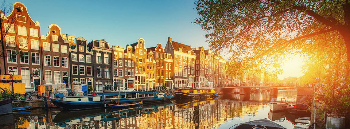 Amsterdam, Hollanda