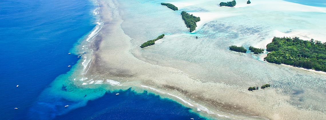 Palau, Mikronezya