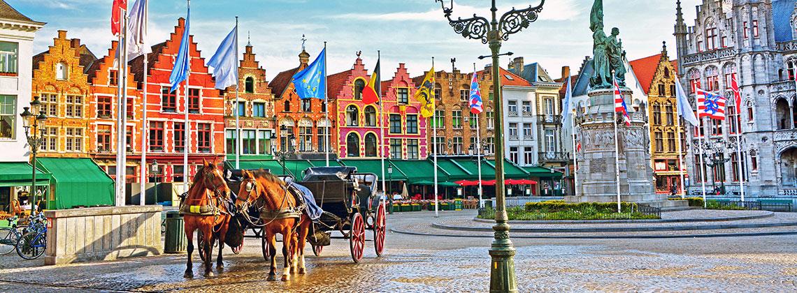 Bruge, Belçika