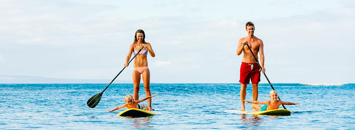 Tatilde Yapılabilecek Su Sporları