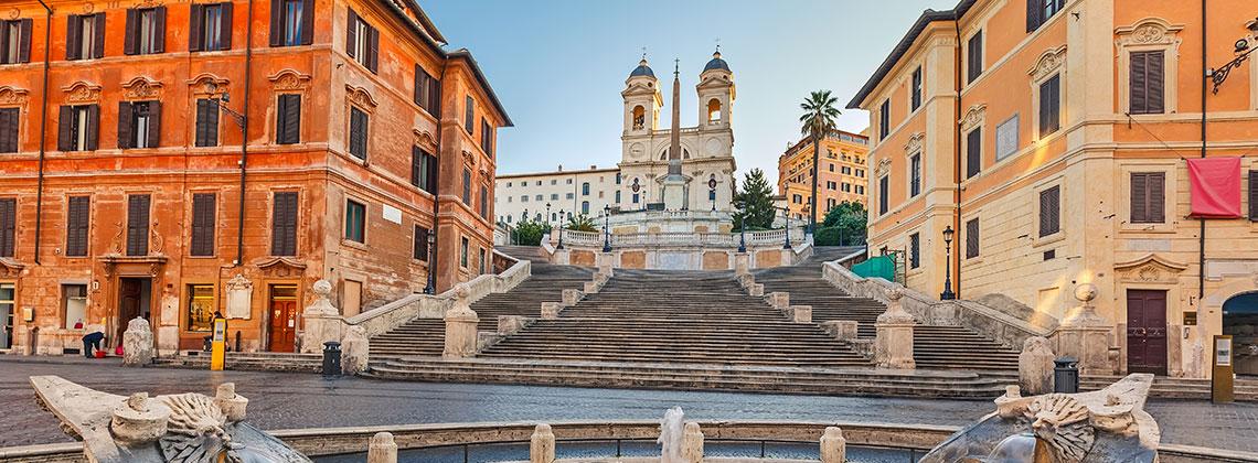 İspanyol Merdivenleri