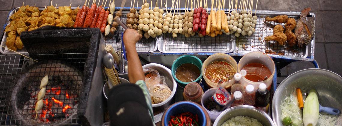 Bangkok Yeme & İçme