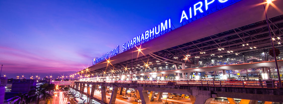 Bangkok'a Nasıl Gidilir?