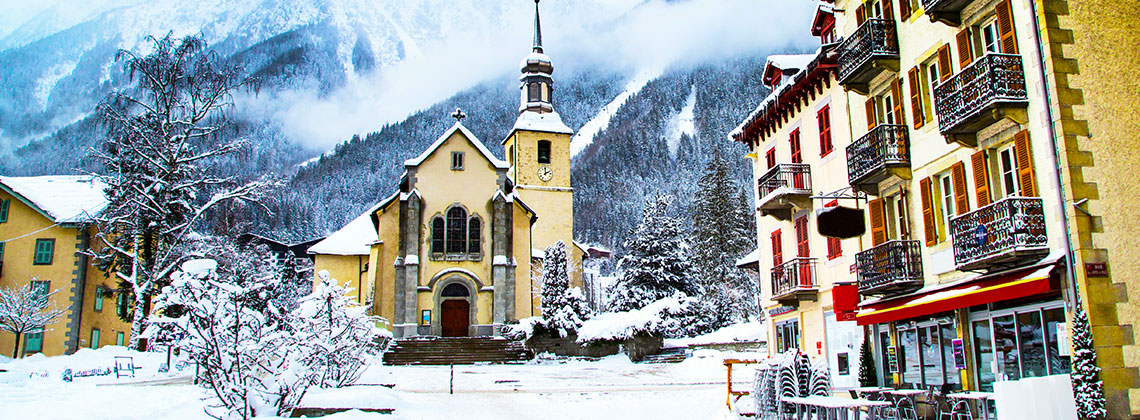 Chamonix-Mont-Blanc, Fransa